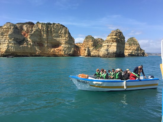 Actual Boat Trips: Grotto Tour