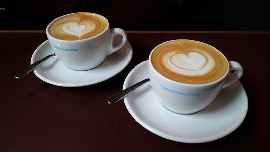 The Coffee Collective Bernikow: Cappuccinos