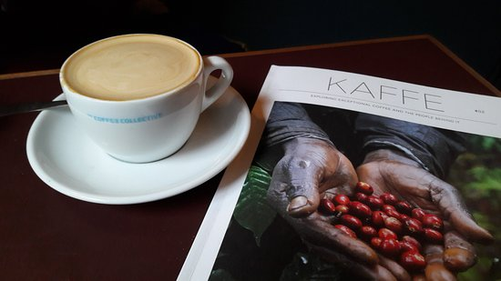 The Coffee Collective Bernikow: Cappuccino