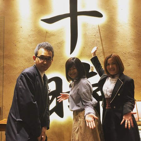 Magic Bar Marunouchi Juji Brick Square: ガールズトーク弾みます!!!