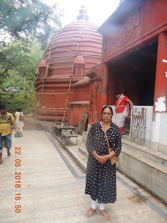 Vashistha Temple: The main temple