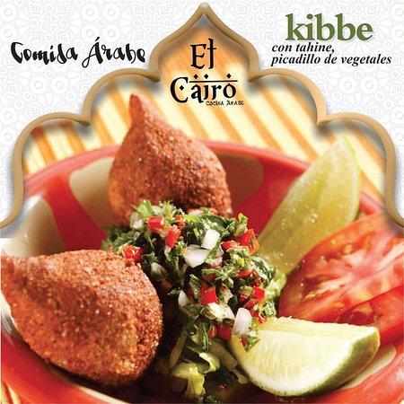 El Cairo - Cocina Arabe: Kibbe