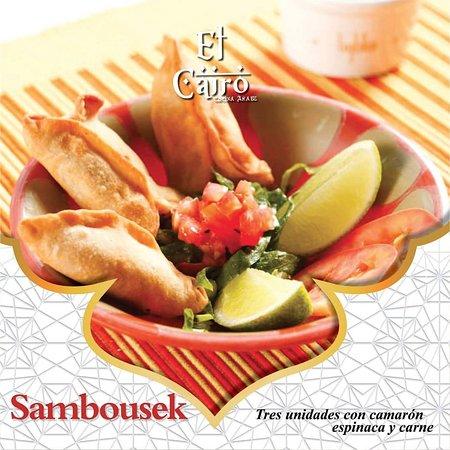 El Cairo - Cocina Arabe: Sambousek