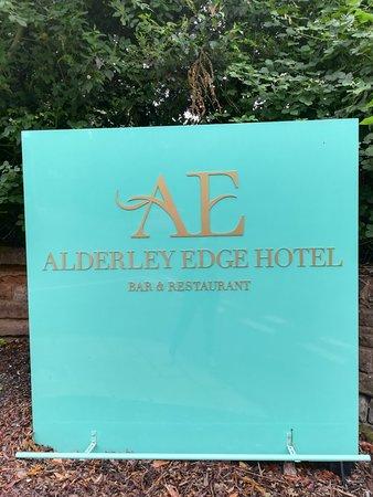 Alderley Edge Hotel Bar and Restaurant Foto