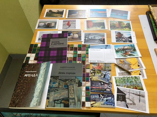 Omsk Oblast, Russland: Сувениры, книги и памятные открытки о Таре