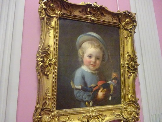 Musee Cognacq-Jay: portrait of a boy