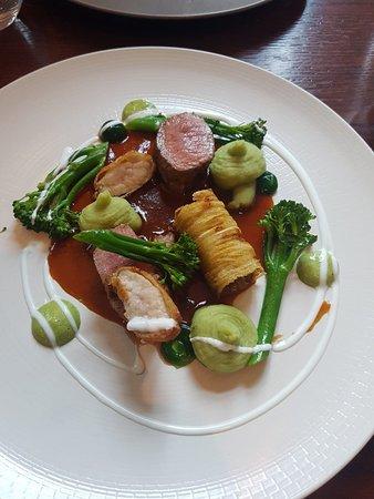 Thyme Restaurant: Lamb main
