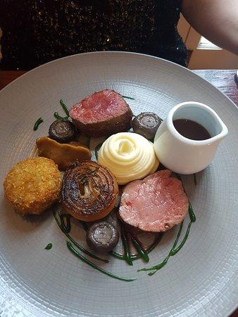 Thyme Restaurant: Waygu beef