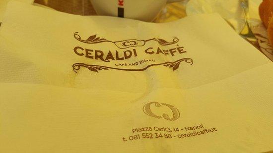Bilde fra Ceraldi Caffe'