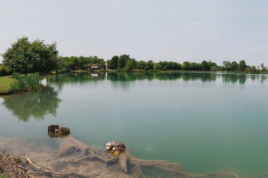 Ristorante Ca' del Lago: un bel scorcio sul lago
