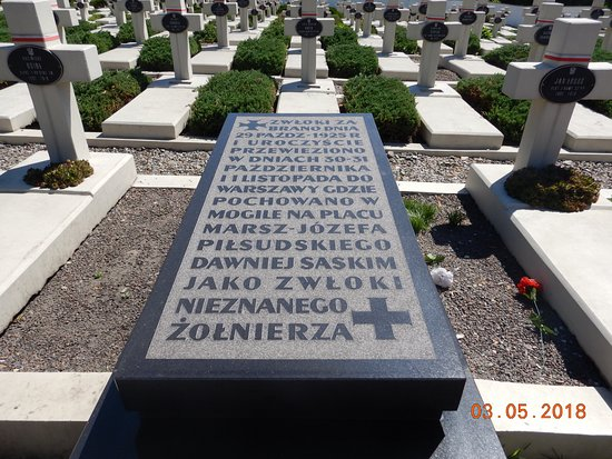 Cemetery of the Defenders of Lwow: Groby Polskich Obrońców Lwowa