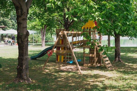 Ristorante Ca' del Lago: i giochi per i bambini