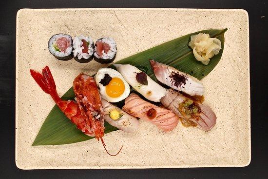 O Toro: sushi