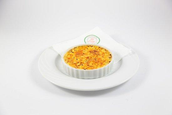 Restaurant Luigi Maarif: CRÈME BEAU RIVAGE