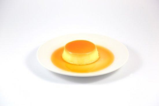 Restaurant Luigi Maarif: CRÈME CARAMEL