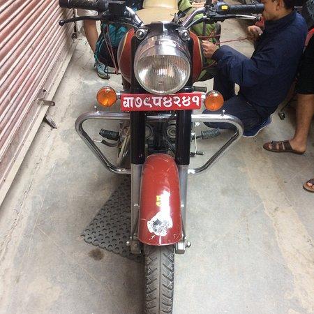 City Motorbike – fotografija