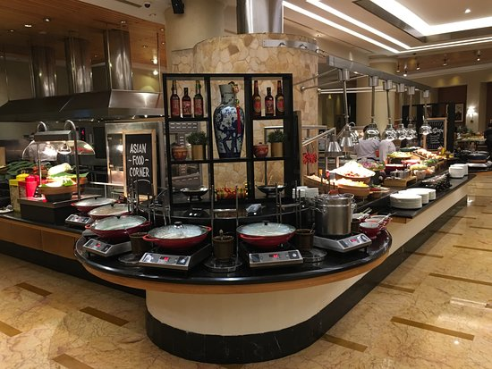 Sailendra Restaurant - JW Marriott Hotel Jakarta照片