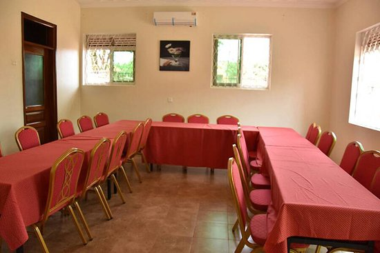 Virgin World Suites: this is where the seminars , workshop ,meeting and other functions take place
