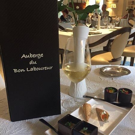 Auberge du Bon Laboureur ภาพถ่าย