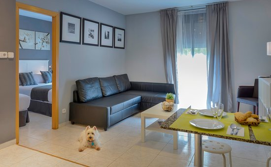 Alexandra Aparthotel: Pet Friendly