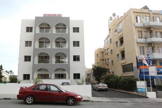 Polyxeni Hotel Apartments 55 7 3 Prices
