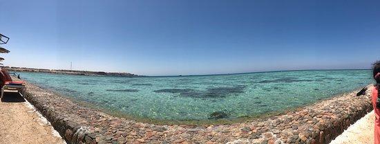 Sunny Days El Palacio Resort & SPA: Beach panorama