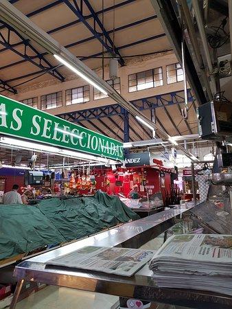 Mercado Vallehermoso: Grest shopping centre