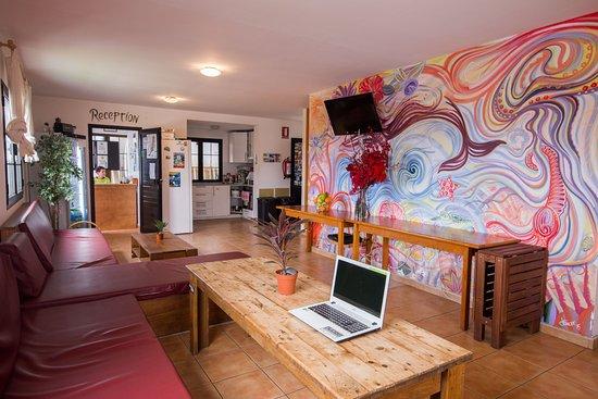 Surf Riders Fuerteventura: Living room