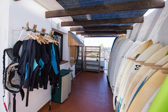 Surf Riders Fuerteventura: Rental
