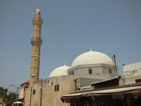 Jaffa Old City: Living in the centre of Old Jaffa