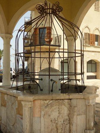 Jaffa Old City: The Jaffa Mosque