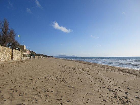 Spiaggia La Principess / Principess Beach Bild