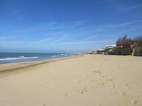 Spiaggia La Principess / Principess Beach: nice sand