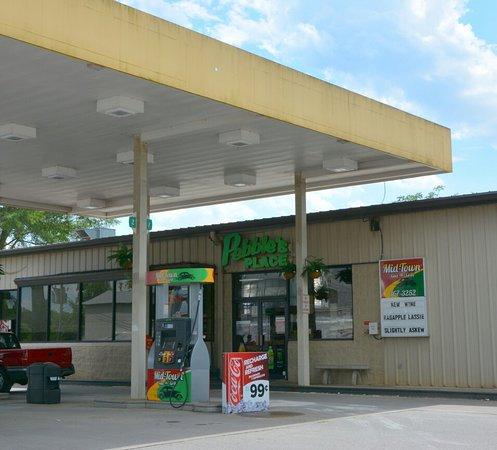 Boonville, NC: Front Door