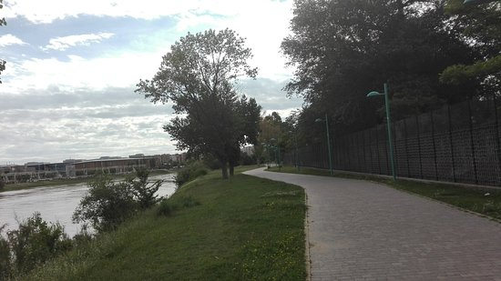 El Ebro: Camino.
