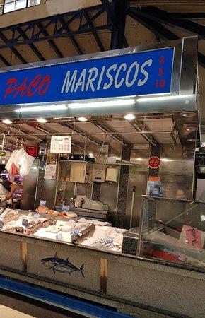 Mercado Vallehermoso: Great shopping centre