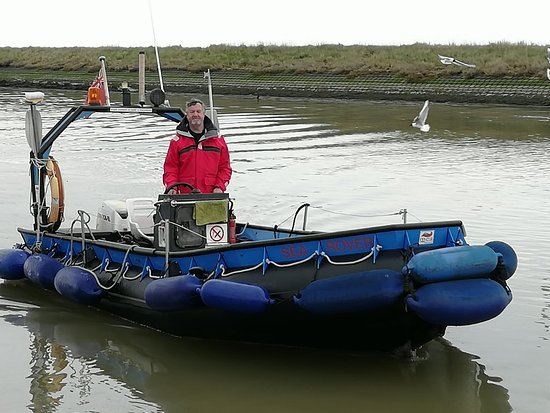 Burnham-on-Crouch, UK: Burnham Ferry