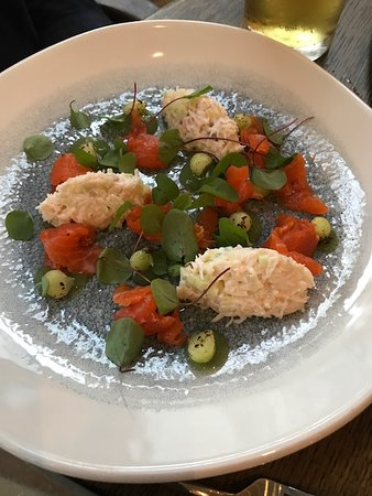 The Coach Makers Arms: Trout Starter