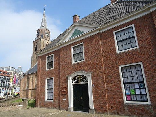 Scheveninger Oude Kerk uit 1450