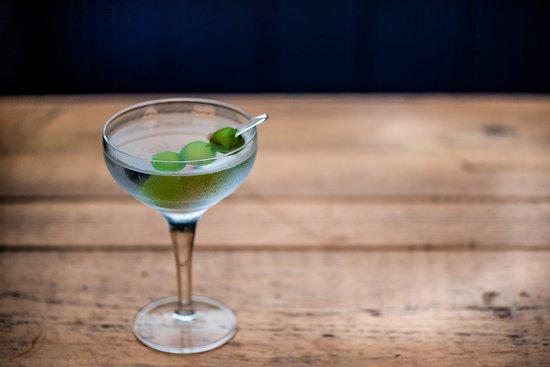 Arlo's Balham : A clean, crisp, cold and classic Churchill martini
