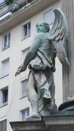 Vermahlungsbrunnen (Marriage Fountain): Vermählungsbrunnen