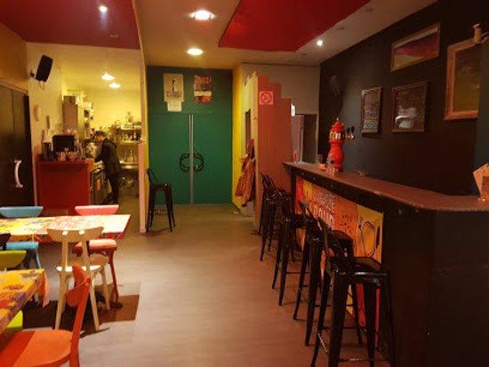 La Basse Cour : bar