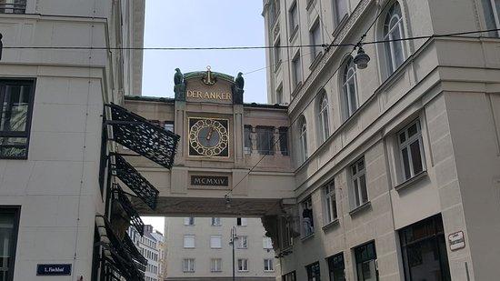 Anker Clock: Ankeruhr