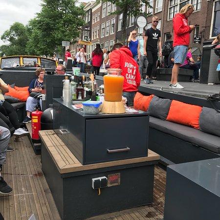 Flagship Amsterdam ภาพถ่าย