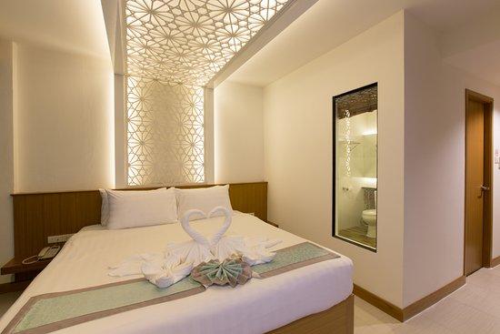 Ansino Bukit Hotel: Deluxe Room With Balcony