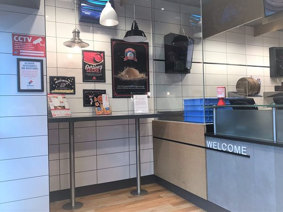 ‪‪Herefordshire‬, UK: Domino's Hereford‬
