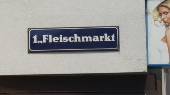 Fleischmarkt to Dr. Ignaz Seipel Platz: Fleischmarkt