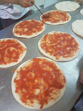 Le Delizie del Grano di Sergio Agró & Figli: Pizze