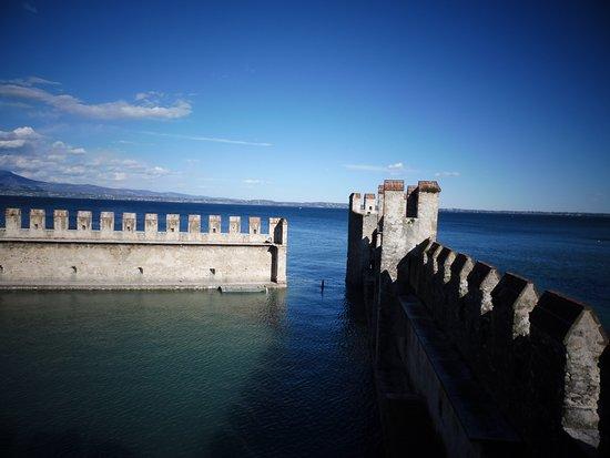 Castello Scaligero: vista