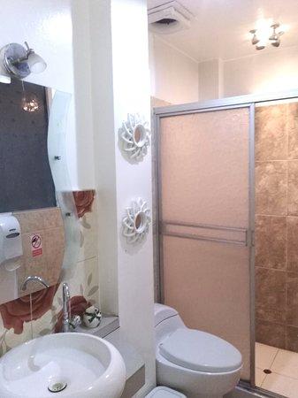 Stylus Hotel : Habitación simple con aire acondicionado